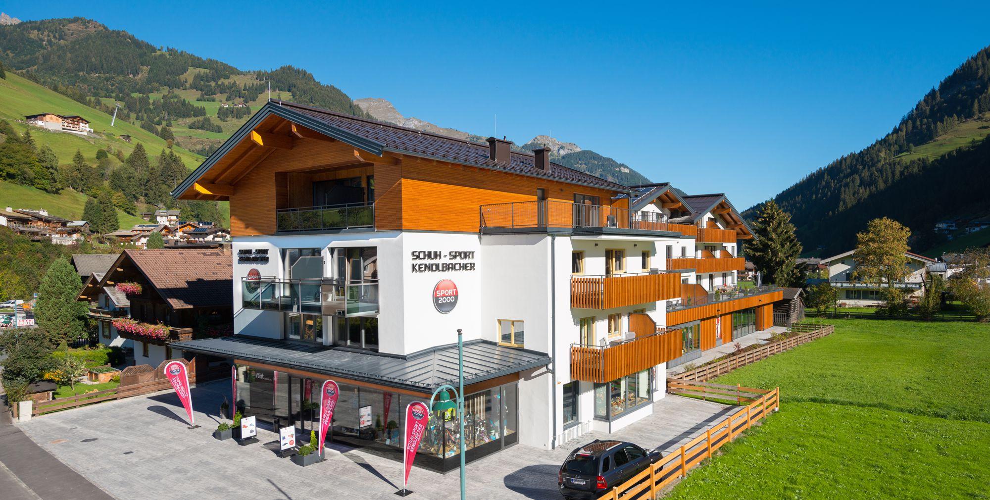 Wanderurlaub in Groarl, Hotel Dorfer Groarl